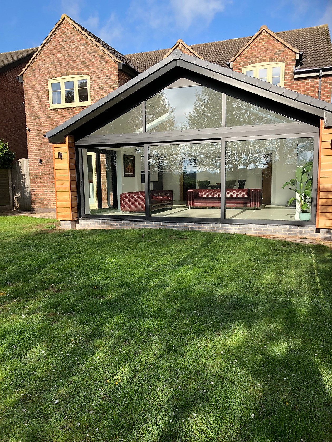 New extension in Cannock