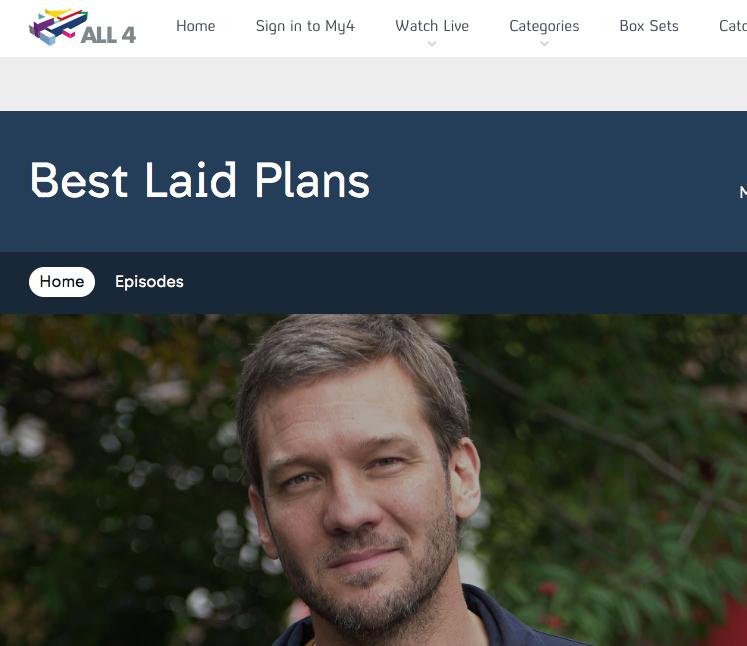 Best laid plans Channel 4