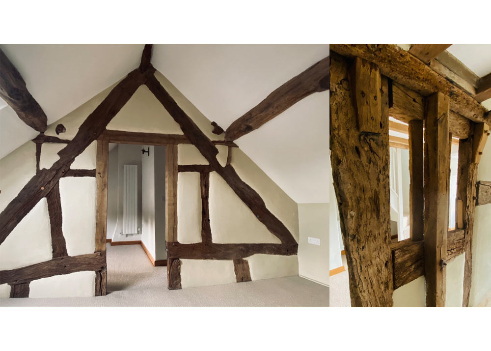 listed building conversion
